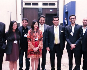 Dr Somdutta with Indian delegates in Istanbul during GEC 2018 3