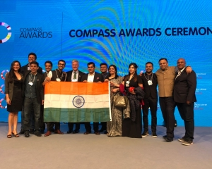 Dr Somdutta with other delegates in Istanbul during GEC 2018 1